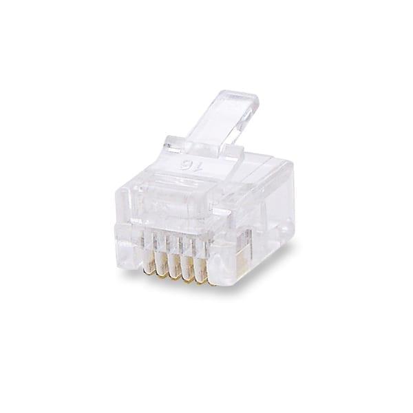RJ12 Plug 6p6c