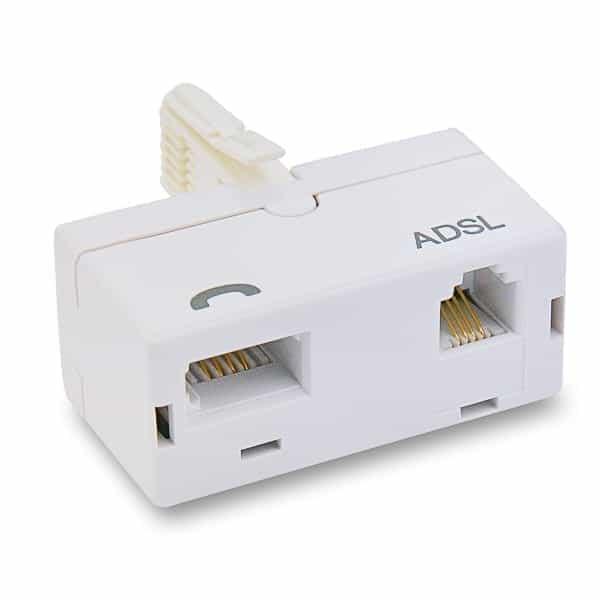 ADSL Microfilter w/o Tail