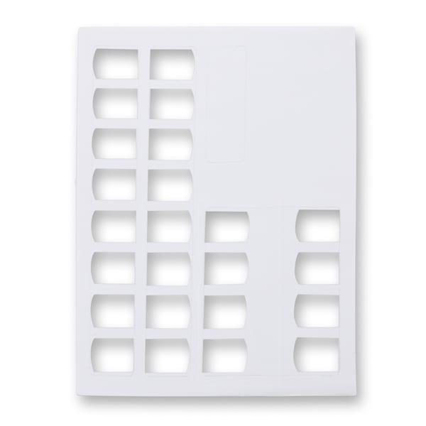 Paper Insert - Nortel T7208