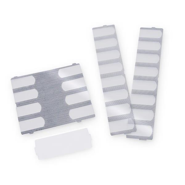 Nortel T7316 Plastic Overlay Platinum